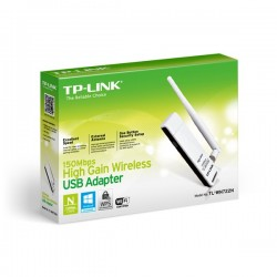 Adaptador USB Wireless N